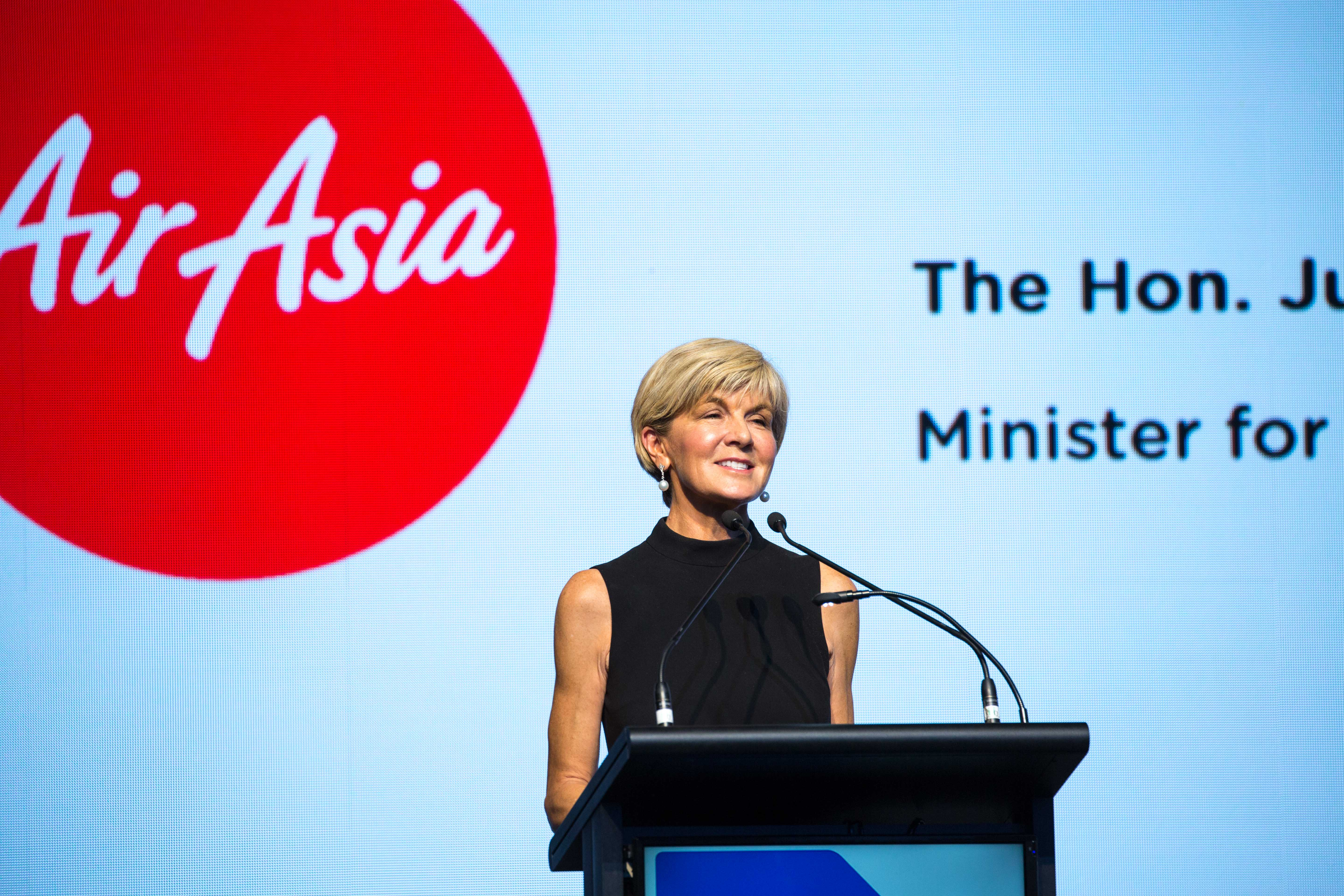 The Hon. Julie Bishop MP