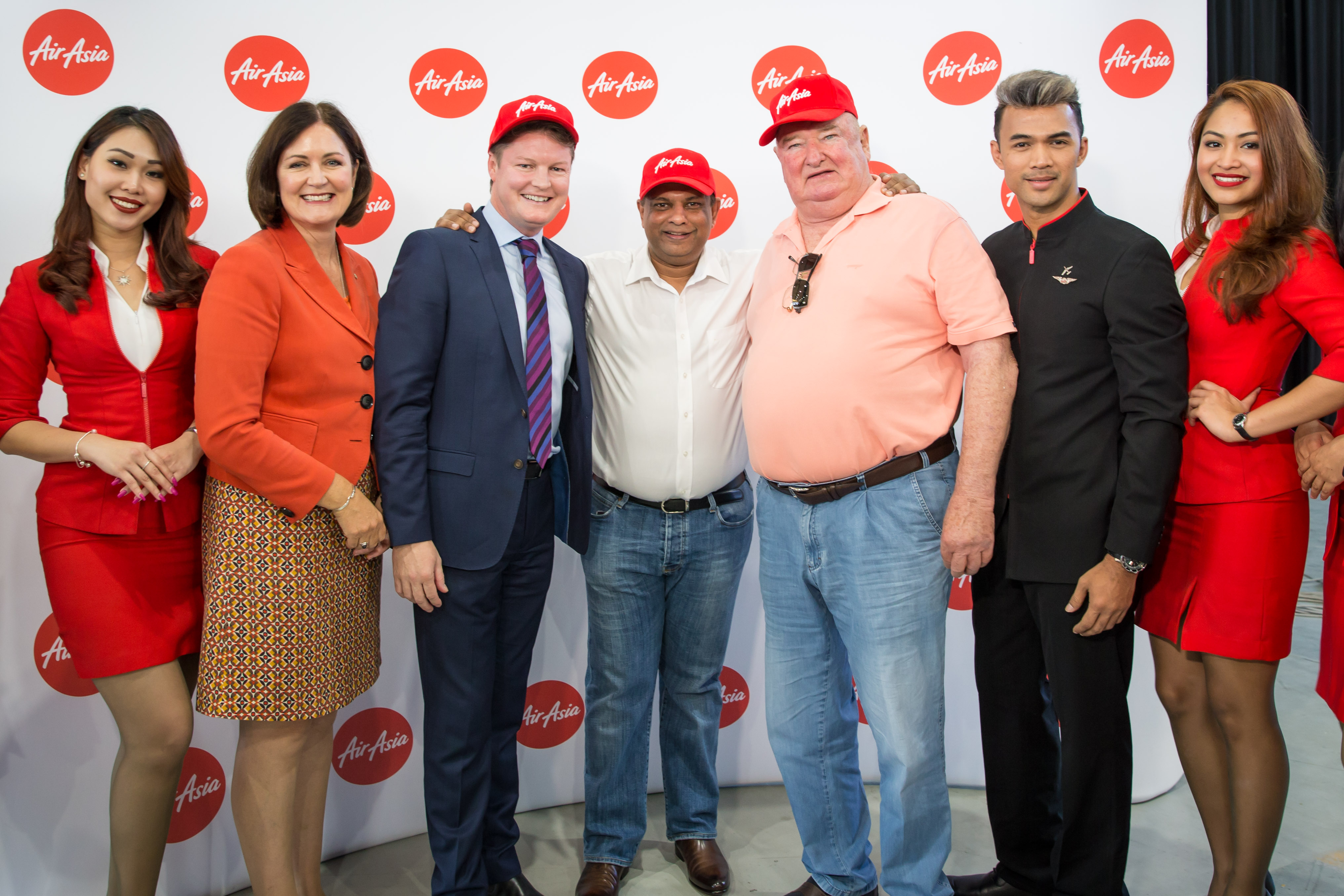 Avalon Airport AirAsia Launch