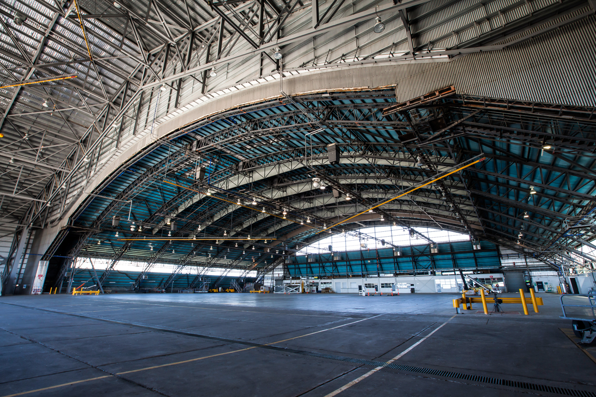 Avalon Airport Hangar Internal For Lease