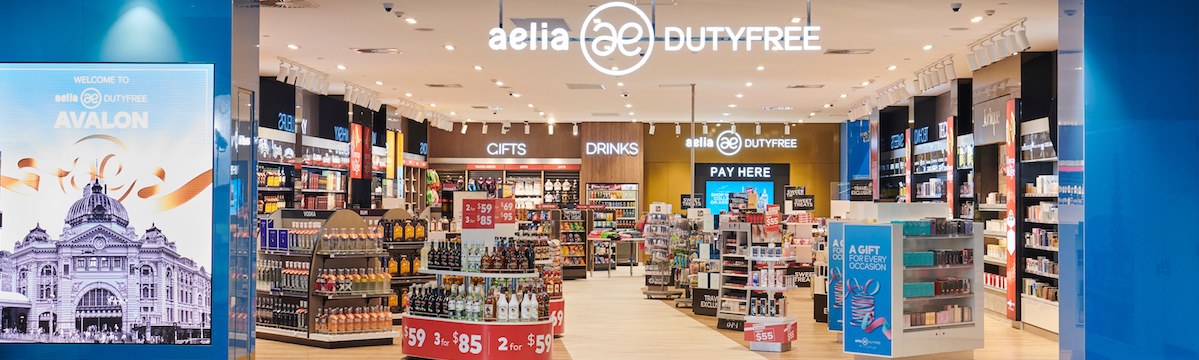 Avalon Airport Duty Free