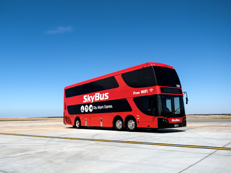 SkyBus Avalon