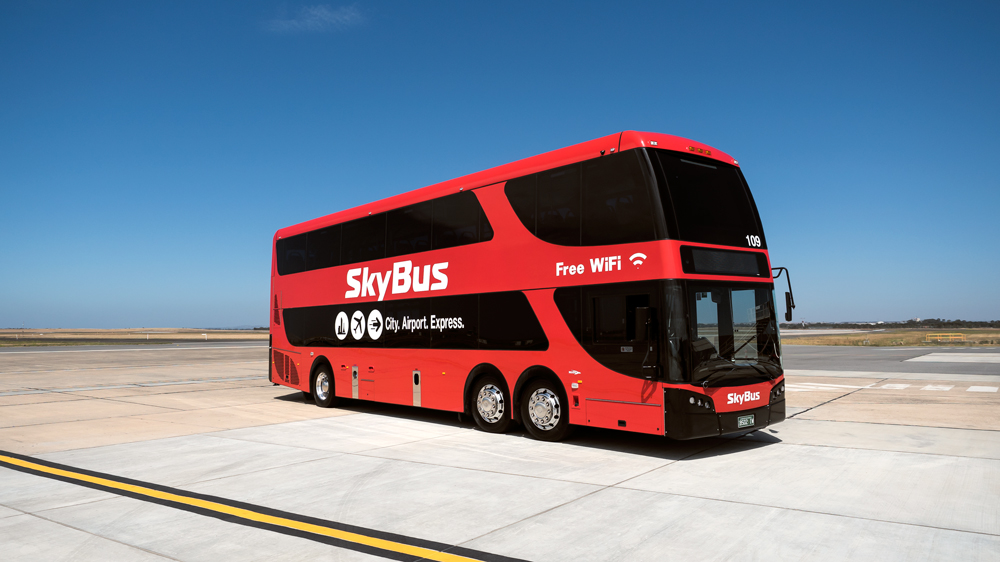 SkyBus to or from Avalon Airport
