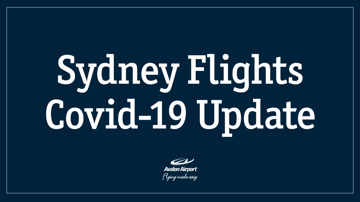 Sydney Flights Covid-19 Update