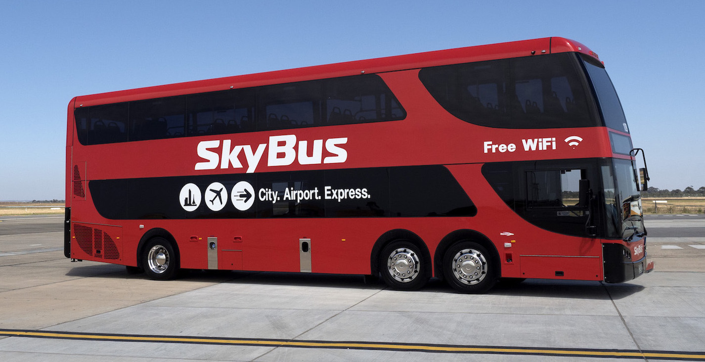 how to pay for sky bus