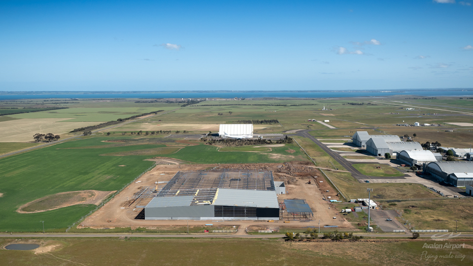 Avalon Airport Industrial Precinct Takes Off Avalon