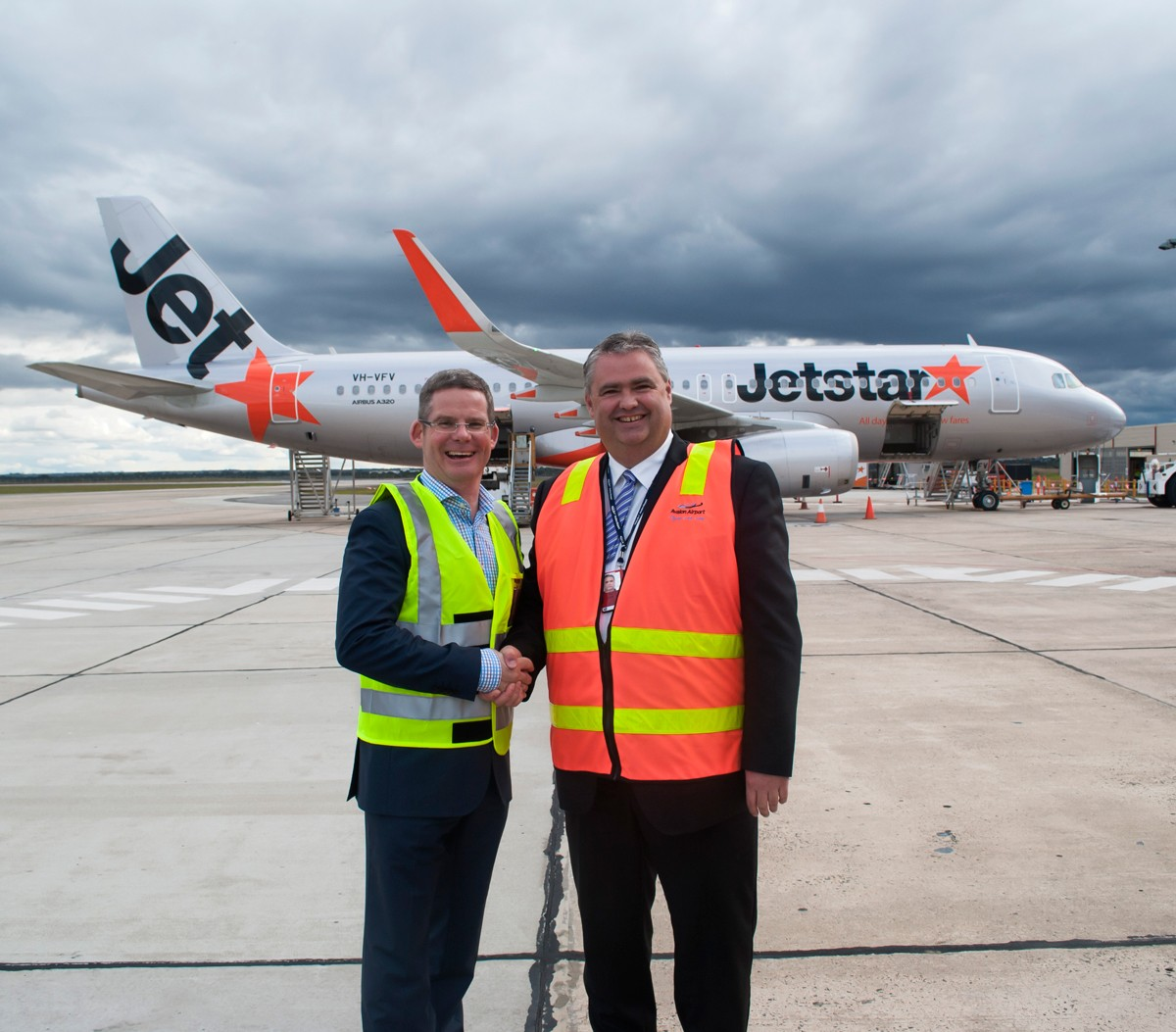 Ten Year Jetstar Commitment